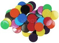 "Chip 22mm x 1,7mm Farbtyp ""Palette"" (100er Pack)"